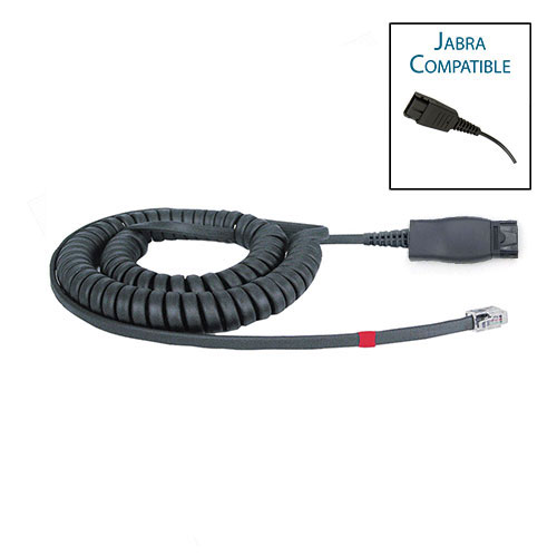 Armor Headsets - Cords & Adapters - Jabra Compatible '07